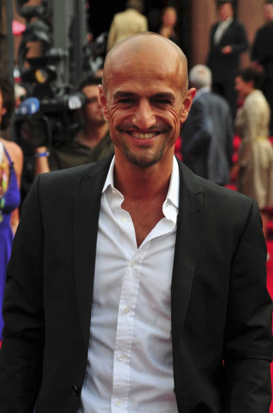 Ex Germanys next Topmodel Juror Peyman Amin lstert ber