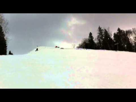 skifahrer haendchen halten ba