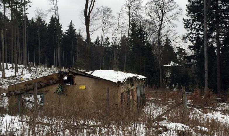 Alte Opelvilla Taunus lostplace