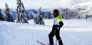 alpine skier