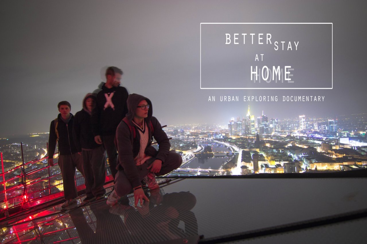 better stay at home an urban exp