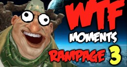 dota  wtf rampage compilation