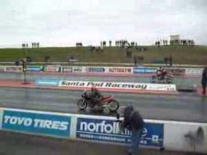 double dragster fail