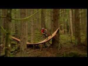 extrem gutes mountainbike video