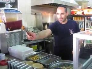 falafel doener machen like a bos