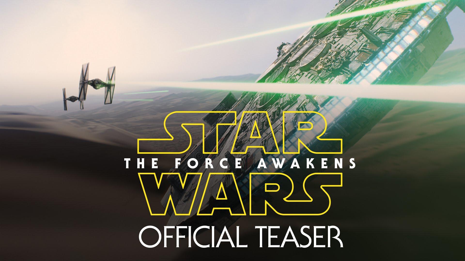 star wars the force awakens offi