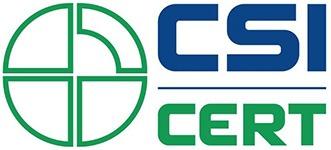 CSICERT Certificazioni