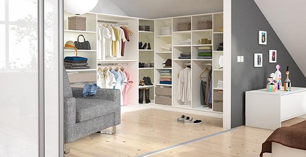 Der Ankleideraum Perfekte Organisation Jedes Haus
