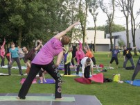 Yogadag 2016 Deinze 1 - Foto Ive Steyaert