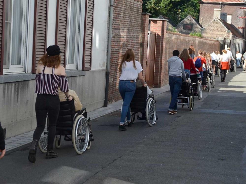 GroenRood Met mobiele stembureaus meer senioren laten kiezen