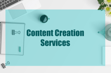 Content Creation & Writing