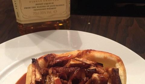 Apfel-Zimtschnecken mit JACK Daniels HONEY-Karamellsoße