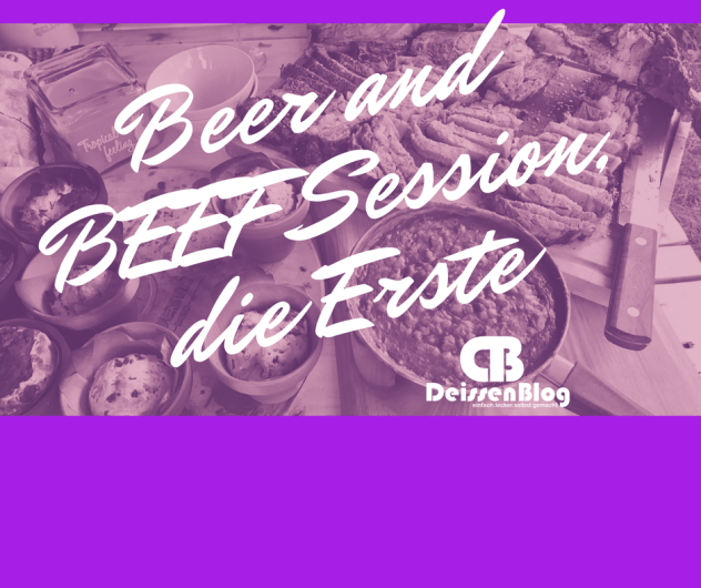 Beer and BEEF Session