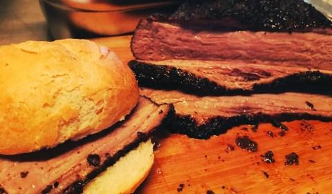 Männerfrühstück - US Beef Brisket