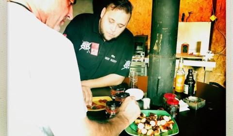 Kikok Bratwurst vom Beef Buddy