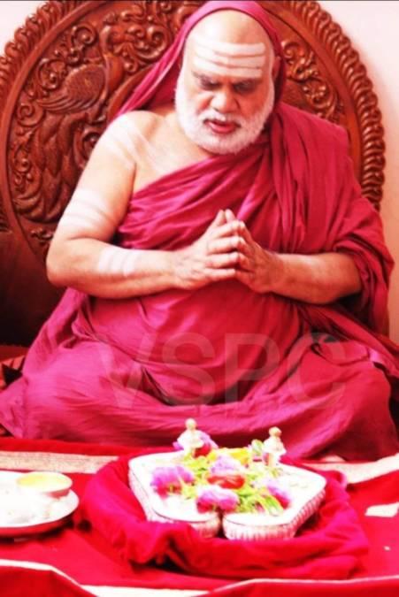 Bharathi theerthar swami - 3