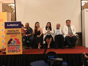 5th Fertility Awareness 2017 Bridging Baby Steps by Merck Philippines