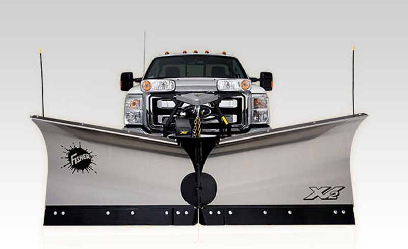 Fisher Plow Ezv Electrical