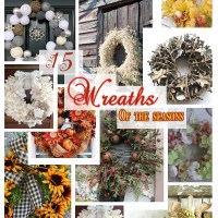 15 Wreaths of the Season