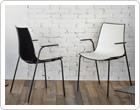 Design stoel voor binnen