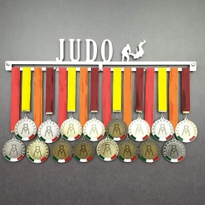 Vitrina para colgar medallas