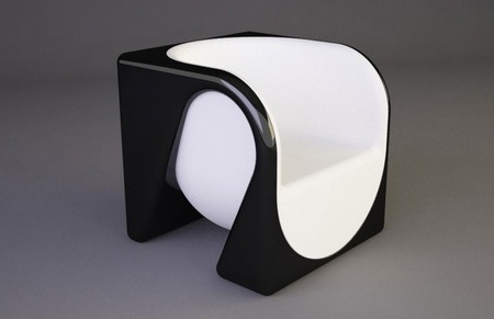 Кубический стул