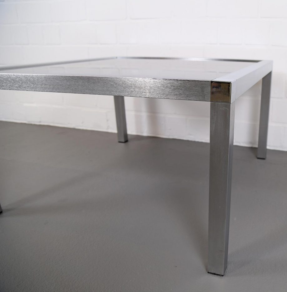 Vintage Design Coffee Table Side Table 70s  DEKADEN