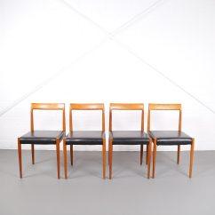 24 Dining Chairs Living Room Chaise Lounge Chair Luebke Minimalsm Danish Design