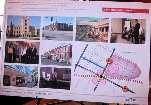 Urban Business Incubator