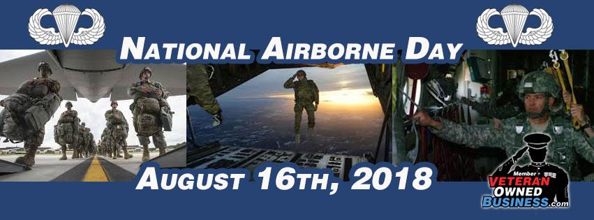 Airborne Day - August 16