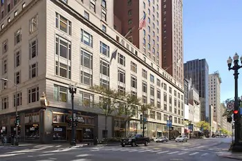 Tourism Update: foreclosure suit filed Against Palmer House Hilton