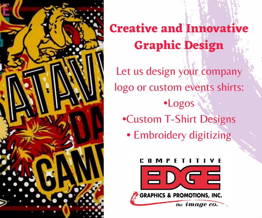 Competitive Edge Graphics & Promotions, Inc.