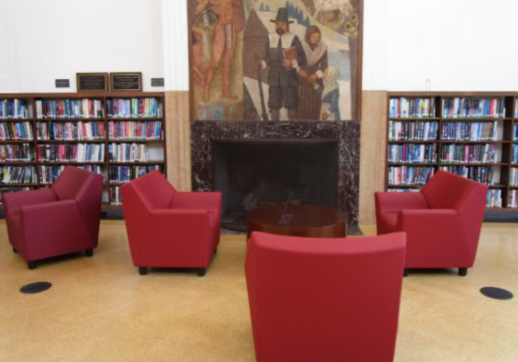 Library Reopens Hours, Public Meeting and Study Rooms