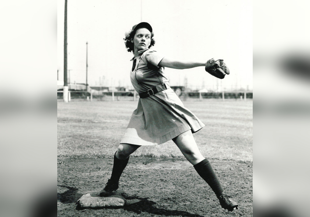 This Week In Illinois History: All-American Girls Professional Baseball (May 30, 1943)