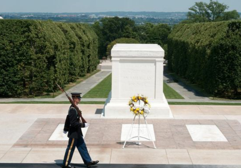 Military History - Tomb Of The Unknown Soldier