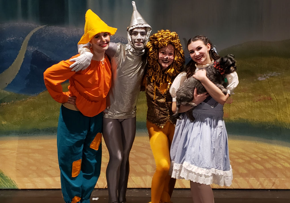 The Wizard of Oz and More