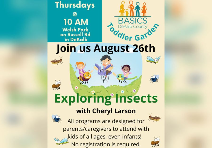 Basics DeKalb County Toddler Garden