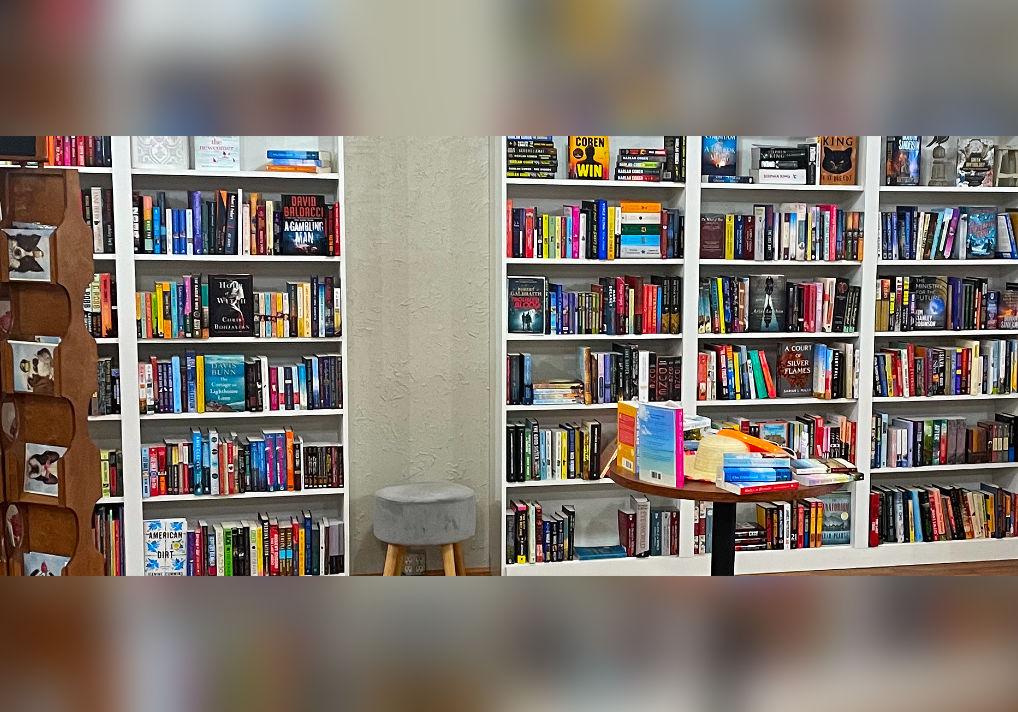 Robin's Nest Bookshoppe