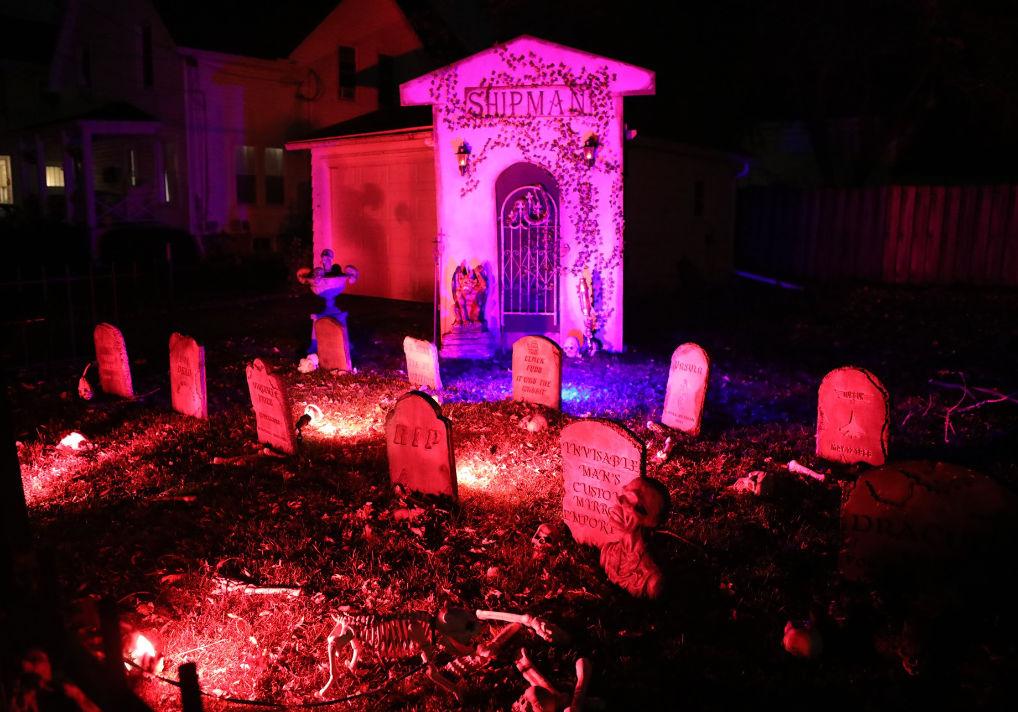 Halloween House Decorating Contest - 10/20/21