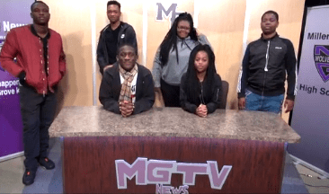 Miller Grove High School News Crew