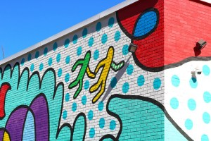 cross-keys-mural