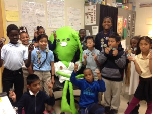 Allgood Elementary 4th Grade Class Claims First Place in National Contest