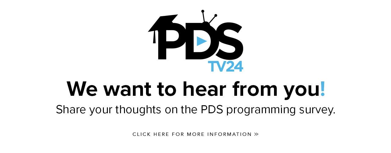 PDS TV-24 Survey