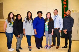 5th grade teachers with Stacey Abrams