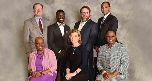 DeKalb County Board of Education Group Photo