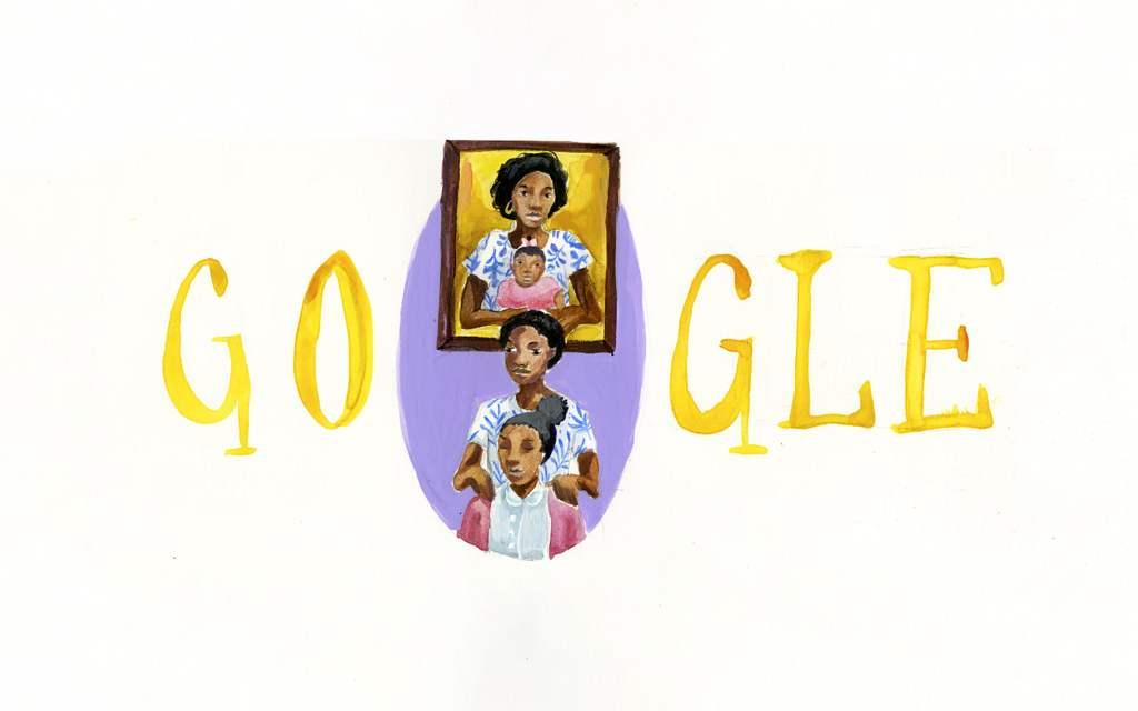Pena Popo Google Doodle