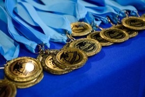 Onward Academy medals