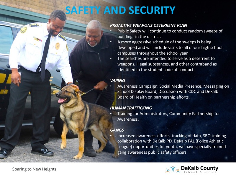 Slide19 - safety and security
