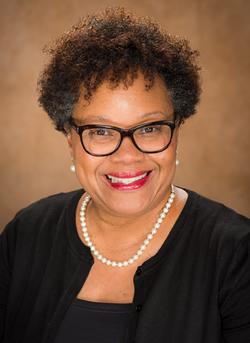 Interim Superintendent Mrs. Ramona Tyson
