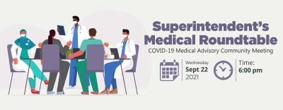 medical roundtable web banner 2021